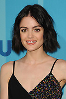 www.acepixs.com<br /> May 18, 2017 New York City<br /> <br /> Lucy Hale attending arrivals for CW Upfront Presentation in New York City on May 18, 2017.<br /> <br /> Credit: Kristin Callahan/ACE Pictures<br /> <br /> <br /> Tel: 646 769 0430<br /> Email: info@acepixs.com