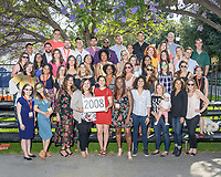 (Photo by Don Milici, Freelance)<br /> <br /> Class of 2008 group photo.<br /> Occidental College hosts its annual Alumni Reunion Weekend, June 22-24, 2018 on campus. This year, alumni from the classes of 1968, 1973, 1978, 1983, 1988, 1993, 1998, 2003, 2008 and 2013 gathered to reconnect with friends and family in the Oxy community.<br /> <br /> (Photo by Don Milici, Freelance)