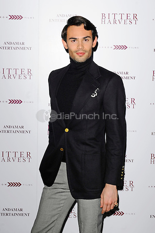 LONDON, ENGLAND - FEBRUARY 20:  Mark-Francis Vandelli attending 'Bitter Harvest' Gala Screening at The Ham Yard Hotel on February 20, 2017 in London, England.<br /> CAP/MAR<br /> &copy;MAR/Capital Pictures /MediaPunch ***NORTH AND SOUTH AMERICAS ONLY***