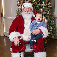 Houston Symphony Magical Musical Morning gets a visit from Santa Claus