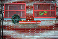 A bar that has been designated as a landmark is seen in the East Village section of West Town, on the Near Northwest Side of Chicago, Illinois on March 23, 2009. This landmarked property is typical in appearance and resembles many other storefronts found in many Chicago neighborhoods.