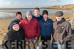 Niall O'Connor, Neilus O'Connor, Denny Enright, James Parish, Daniel Curtin and Ballyheigue Races on New Years Day.