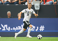 Joshua Kimmich (Deutschland, Germany) - 08.06.2018: Deutschland vs. Saudi-Arabien, Freundschaftsspiel, BayArena Leverkusen