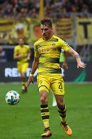 21.10.2017: Eintracht Frankfurt vs. Borussia Dortmund