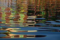 Magic reflections on Inle lake, Shan State, Myanmar/Burma