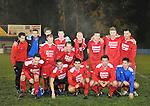 2015-10-31 /voetbal / seizoen 2015 - 2016 / Olmen - Wezel / De ploeg van Olmen is periodekampioen in 3C