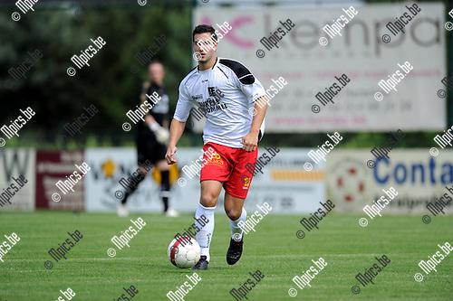 2012-08-01 / Voetbal / seizoen 2012-2013 / KFC Oosterzonen / Glenn Goyvaerts..Foto: Mpics.be