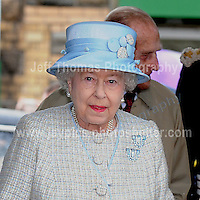 The Queen's Diamond Jubilee visit