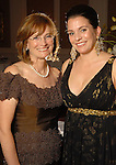 Pearl Ball chairs Bobbie Nau and her daughter Victoria Johnson at the River Oaks Country Club Thursday Feb 05, 2009.(Dave Rossman/For the Chronicle)