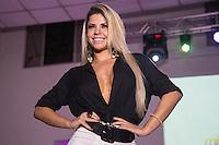 SÃO PAULO, SP, 10.11.2015 -  Cacau Colluci  uma das juradas durante a quinta edição do concurso Miss Bumbum no bairro de Perdizes na região oeste da cidade de São Paulo na noite de ontem segunda-feira, 09. (Foto: William Volcov/Brazil Photo Press)