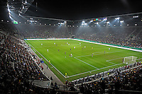 Impuls Arena. US Women's National Team defeated Germany 1-0 at Impuls Arena in Augsburg, Germany on October 29, 2009.