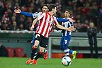 BILBAO. ESPA&Ntilde;A. FUTBOL.<br /> Partido de la Liga BBVA entre Athletic Club y Espanyol; a 16-02-14. <br /> En la imagen :<br /> 20Aritz Aduriz (Athletic Bilbao)<br /> PPHOTOCALL3000 / RME