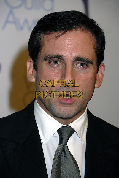 STEVE CARELL.The Writers Guild of America West Awards held at the Hyatt Regency Century Plaza Hotel, Century City, California, USA. .February 11th, 2007.headshot portrait.CAP/ADM/GB.©Gary Boas/AdMedia/Capital Pictures