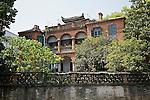 Chinese Maritime Customs Club, Fuzhou (Foochow).