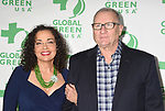 LOS ANGELES, CA - FEBRUARY 22: Actor Ed O'Neill (R) and wife Catherine Rusoff arrive at the 14th Annual Global Green Pre-Oscar Gala at TAO Hollywood on February 22, 2017 in Los Angeles, California.