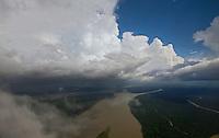 Cova cai na cidade de Belém e região das ilhas.<br /> Belém, Pará, Brasil.<br /> Foto Paulo Santos<br /> 24/11/2013
