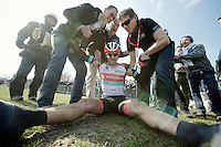 Paris-Roubaix 2013 race