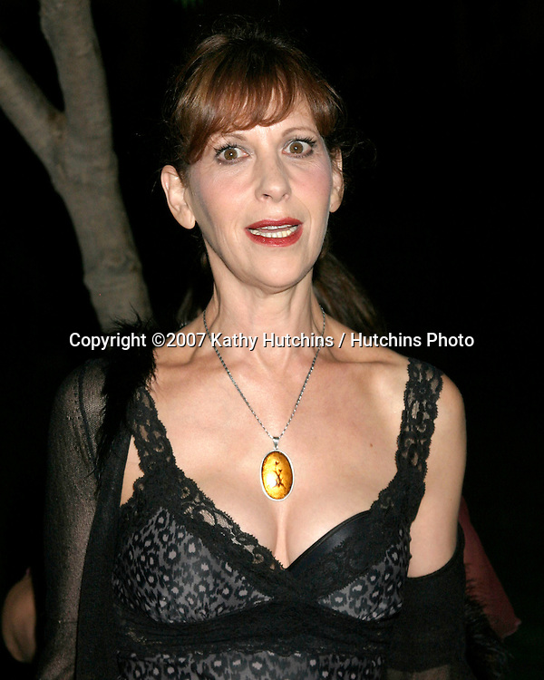"Ellen Greene.""Pushing Daisies"" TV Series Premiere Screening.Forever Hollywood Cemetary.Los Angeles CA.Aug 16, 2007.©2007 Kathy Hutchins / Hutchins Photo...."