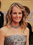 LOS ANGELES, CA - JANUARY 27: Helen Hunt. arrives at the19th Annual Screen Actors Guild Awards held at The Shrine Auditorium on January 27, 2013 in Los Angeles, California.