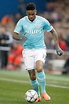 PSV Eindhoven's Jurgen Locadia during UEFA Champions League match. March 15,2016. (ALTERPHOTOS/Acero)
