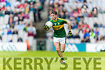 Daniel O'Brien Kerry in action against  Galway in the All Ireland Minor Football Final in Croke Park on Sunday.