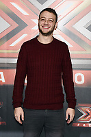 Marco Anastasio<br /> Milano 12-12-2018 <br /> Photocall Finalisti TV X Factor 2018 <br /> Foto Daniele Buffa / Image / Insidefoto