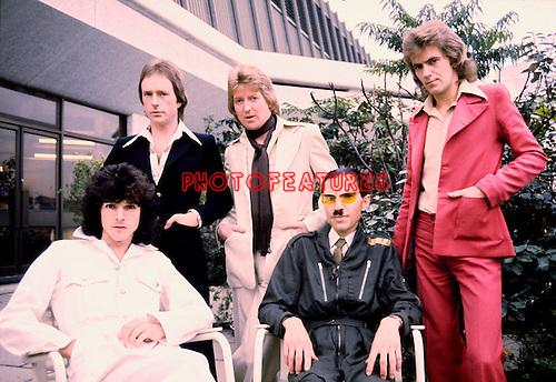 Sparks 1975..© Chris Walter..