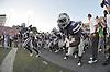 Oct 07, 2010; Manhattan, KS, USA; The Kansas State Wildcats run onto the field before the game against the Nebraska Cornhuskers at Bill Snyder Family Stadium. Nebraska won 48-13. Mandatory Credit: Denny Medley-US PRESSWIRE