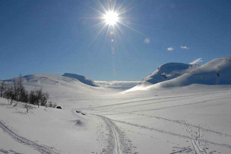 Trollhetta,Rinnhatten,Trollheimen,Norway Landscape, landskap,