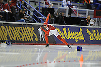 SPEED SKATING: CALGARY: Olympic Oval, 08-03-2015, ISU World Championships Allround, Denny Morrison (CAN), ©foto Martin de Jong