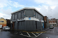 "Pictured: Club Oxygen in Swansea, south Wales.<br /> Re: A man and a woman on a night out in Swansea who chased down another man and kicked him until he was unconscious have been jailed for a total of 64 weeks.<br /> The shattered victim was left unable to work for a month as he nursed a broken jaw after he was set upon by a group outside Oxygen nightclub off Swansea's Kingsway.<br /> Swansea Crown Court heard that Liam Nagle had originally acted as a ""peacemaker"" when a fracas erupted inside the Northampton Lane club.<br /> But as the conflict became more fierce he and Megan Allen both found themselves involved, eventually chasing down a young man and kicking him repeatedly on the floor.<br /> Nagle of Spring Road, Bedford, and Allen of Westbourne, Islington, were both visiting Swansea.<br /> Allen had now vowed to leave a cycle of drugs, gangs and violence behind her, defence lawyer Charley Pattison said.<br /> ""When seeing the CCTV she herself described it as 'shocking and disgusting' and she has real feelings of remorse,"" she said, describing Allen's history as ""colourful""."