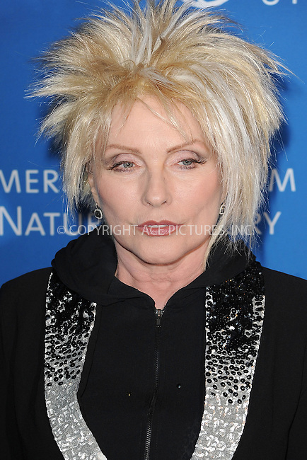 WWW.ACEPIXS.COM <br /> November 21, 2013 New York City<br /> <br /> Deborah Harry attending the American Museum of Natural History's 2013 Museum Gala at American Museum of Natural History on November 21, 2013 in New York City.<br /> <br /> Please byline: Kristin Callahan  <br /> <br /> ACEPIXS.COM<br /> Ace Pictures, Inc<br /> tel: (212) 243 8787 or (646) 769 0430<br /> e-mail: info@acepixs.com<br /> web: http://www.acepixs.com