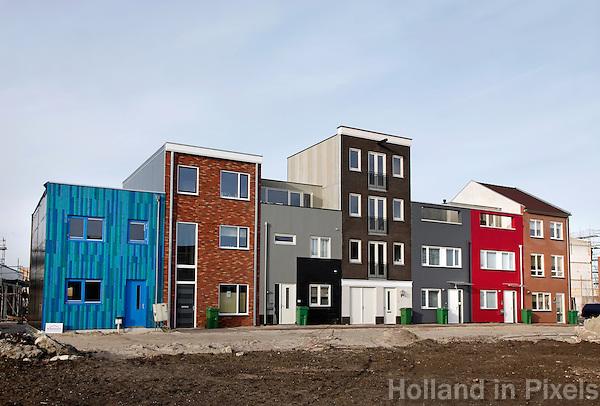 Nieuwbouw naar eigen ontwerp in Almere