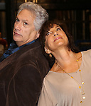 """Harvey Fierstein and Mercedes Reuhl attends the Broadway cast photo call for """"Torch Song"""" at the Hayes Theatre on September 20, 2018 in New York City."""