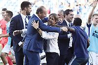 Reggio Emilia 11-06-2017 Mapei Stadium finale Campionato Calcio Primavera 2016/2017 Fiorentina - Inter foto Daniele Buffa/Image Sport/Insidefoto<br /> nella foto: Stefano Vecchi Esultanza