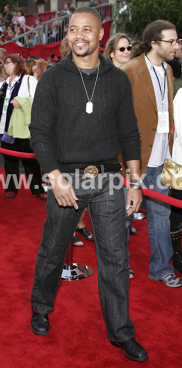 **ALL ROUND PICTURES FROM SOLARPIX.COM**.**SYNDICATION RIGHTS FOR UK, SPAIN, PORTUGAL, AUSTRALIA, S.AFRICA & DUBAI (U.A.E) ONLY**.Cuba Gooding Jr..World Premiere of PIRATES OF THE CARIBBEAN at The World's End, Disneyland - Anaheim, CA, USA.JOB REF:  4002  PHZ    DATE: 19/05/07.**MUST CREDIT SOLARPIX.COM OR DOUBLE FEE WILL BE CHARGED* *UNDER NO CIRCUMSTANCES IS THIS IMAGE TO BE REPRODUCED FOR ANY ONLINE EDITION WITHOUT PRIOR PERMISSION*