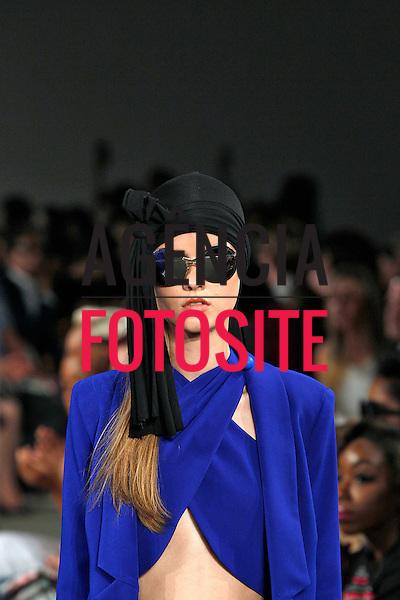 Nova Iorque, EUA &sbquo;09/2014 - Desfile de Milly durante a Semana de moda de Nova Iorque  -  Verao 2015. <br /> <br /> Foto: FOTOSITE