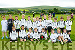 Ardfert GAA U6's at the John Mitchels GAA  Juvenile tournament on Saturday