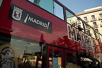 Madrid - City Tour Bus