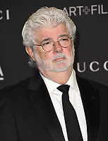 03 November 2018 - Los Angeles, California - George Lucas. 2018 LACMA Art + Film Gala held at LACMA.  <br /> CAP/ADM/BT<br /> &copy;BT/ADM/Capital Pictures