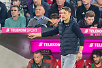 06.10.2018, Allianz Arena, Muenchen, GER, 1.FBL,  FC Bayern Muenchen vs. Borussia Moenchengladbach, DFL regulations prohibit any use of photographs as image sequences and/or quasi-video, im Bild Niko Kovac (Cheftrainer FCB) <br /> <br />  Foto &copy; nordphoto / Straubmeier