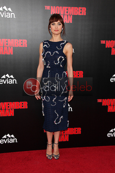 Olga Kurylenko<br />