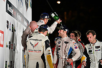 IMSA WeatherTech SportsCar Championship<br /> Motul Petit Le Mans<br /> Road Atlanta, Braselton GA<br /> Saturday 7 October 2017<br /> 25, BMW, BMW M6, GTLM, Bill Auberlen, Kuno Wittmer<br /> World Copyright: Richard Dole<br /> LAT Images<br /> ref: Digital Image RDPLM459