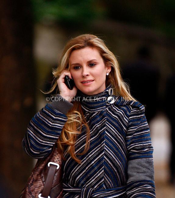 WWW.ACEPIXS.COM . . . . .  ....November 2 2007, New York City....Actress Bonnie Somerville on the Manhattan set of the Television series 'Cashmere Mafia'....Please byline: AJ Sokalner - ACEPIXS.COM..... *** ***..Ace Pictures, Inc:  ..te: (646) 769 0430..e-mail: info@acepixs.com..web: http://www.acepixs.com