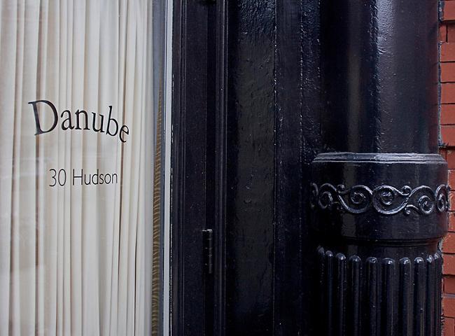 Danube Restaurant,Tribeca, New York, New York