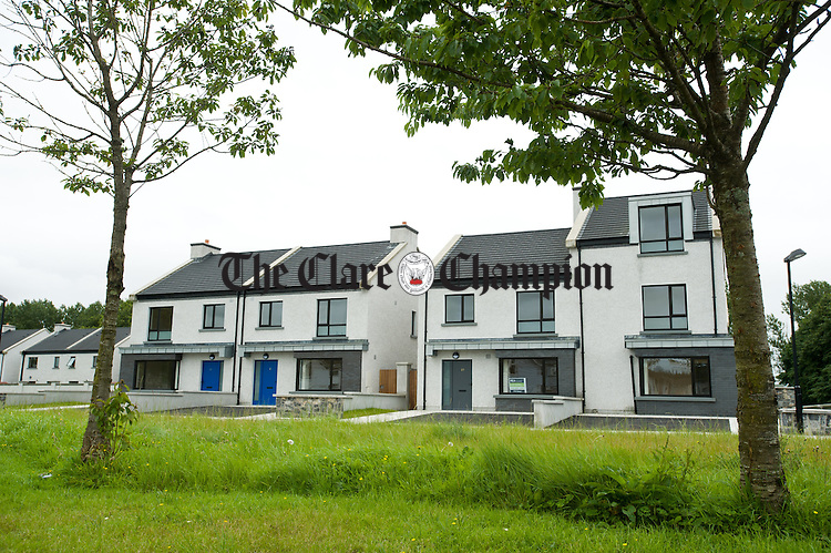 A general view of the Glaise Na Rinne development in Shannon. Photograph by John Kelly.