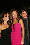 All My Children's Susan Lucci - Chrishell Stause - Ricky Paull Goldin attend the after party of ABC and SOAPnet's Salutes to Broadway Cares/Equity Fights Aids on March 9, 2009 at the New York Marriott Marquis, New York, NY.  (Photo by Sue Coflin/Max Photos)