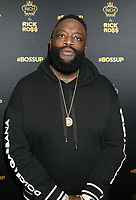 NEW YORK  NY- APRIL 6: Rick Ross at Beautycon Festival NYC 2019 Day 1 at the Javits Center in New York City on April 6, 2019.      <br /> CAP/MPI/WG<br /> &copy;WG/MPI/Capital Pictures