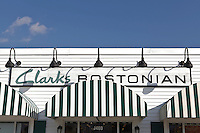 A Clarks Bostonian store is pictured at Lee Premium Outlets in Lee (MA), Tuesday October 1, 2013.