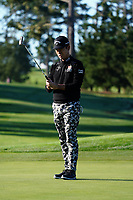 Kevin Na (USA) at Spyglass Hill during the first round of the AT&T Pro-Am, Pebble Beach Golf Links, Monterey, California, USA. 06/02/2020<br /> Picture: Golffile | Phil Inglis<br /> <br /> <br /> All photo usage must carry mandatory copyright credit (© Golffile | Phil Inglis)